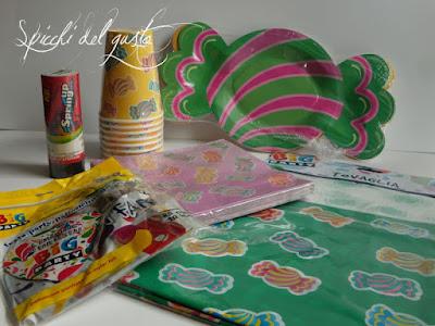 big party accessori per feste a tema