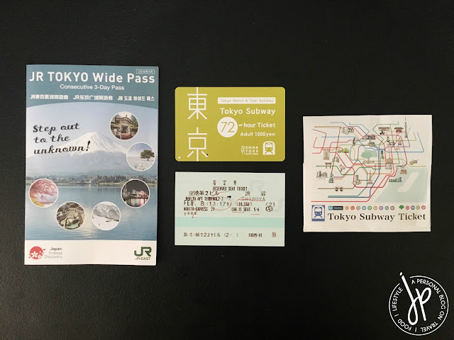 japan train pass and tickets
