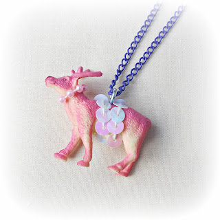 image anthro inspired party animal necklace jewellery two cheeky monkeys