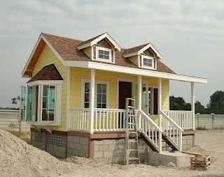 รับสร้างบ้านไม้