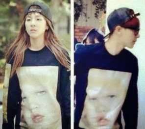 dara and chanyeol dating 2014
