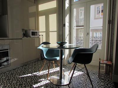 Apartamentos para se hospedar no Porto.