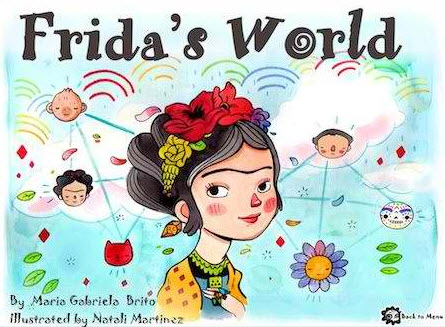 - Mommy Maestra: Frida Kahlo Lesson Plans, Activities, Coloring Sheets And  More
