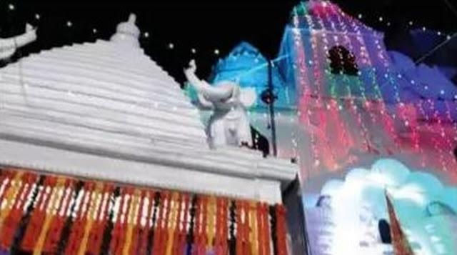 Durga Puja in Darjeeling Hills