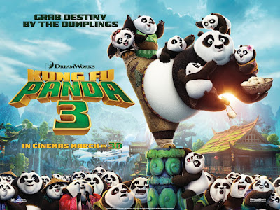 Film Kungfu Panda 3 Terbaru 2016 Bluray Subtitle Indonesia