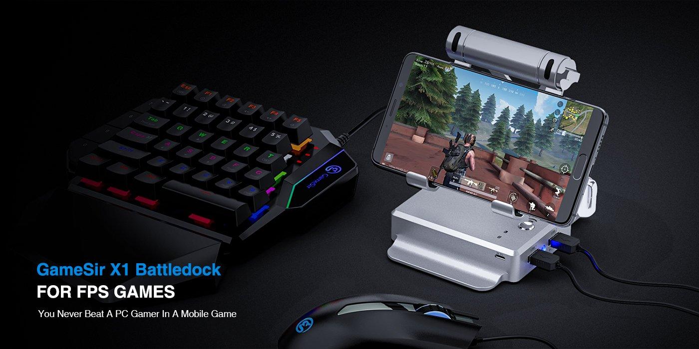 Accesorios Gaming para Android y iOS