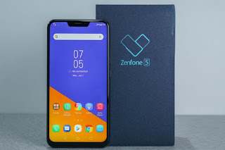 Poni ASUS Zenfone 5 2018