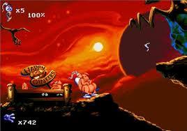 all-best-psp-games-download: Earthworm Jim 2 (psx eboot)