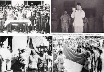Peristiwa Proklamasi 17 Agustus 1945