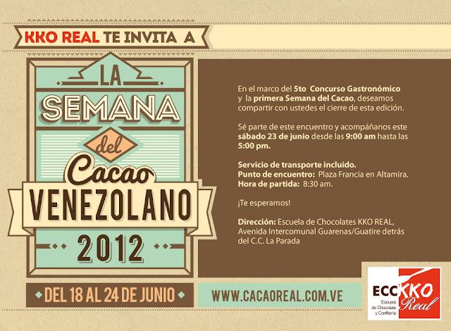 Semana del Cacao 2012