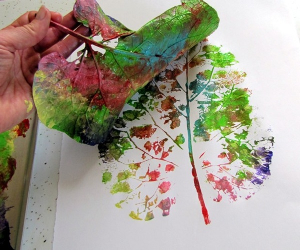 Autumn Art Projects For Kids