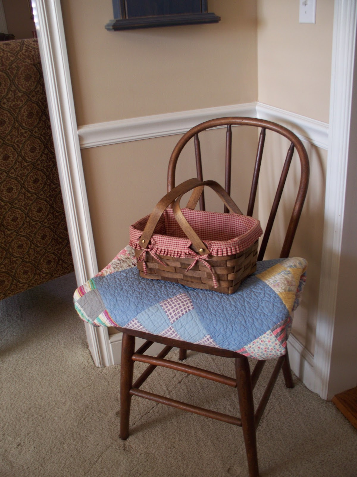 Carol's Heirloom Collection: Quilt Cozy Dining