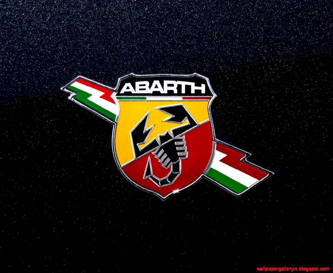 Abarth logo car wallpaper hd desktop wallpaper gallery - Car logo wallpapers ...