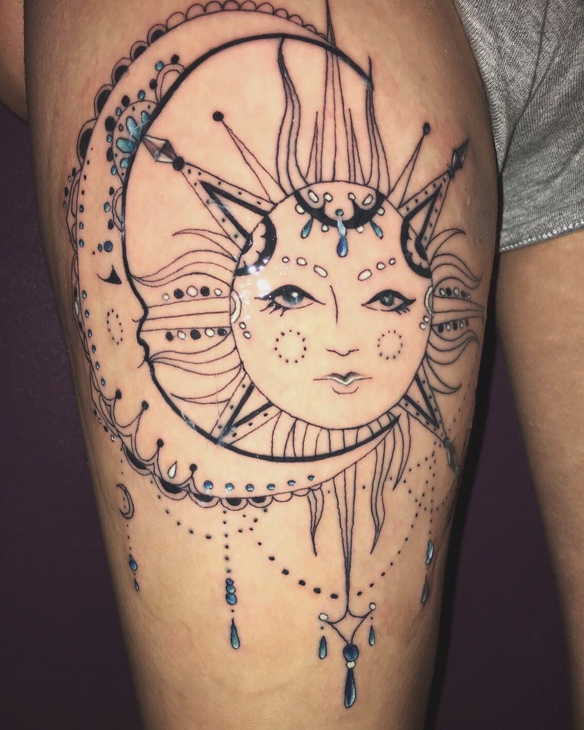 Top Thigh Tattoo Ideas For A Sexy And Bold Look The Fashion Brief