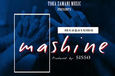 Msaga Sumu - MASHINE Audio