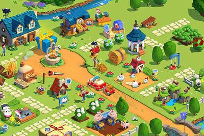 Os melhores jogos de fazenda para Android e iOS [grátis]