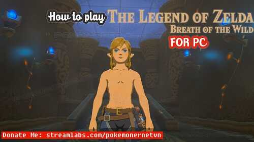 How to play The Legend of Zelda Breath of the Wild for pc - Installation and Download Guide /w Emulator