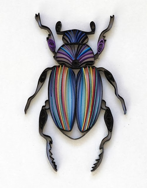 04-Beetle-Quilling-Paper-Art-PaperGraphic-www-designstack-co