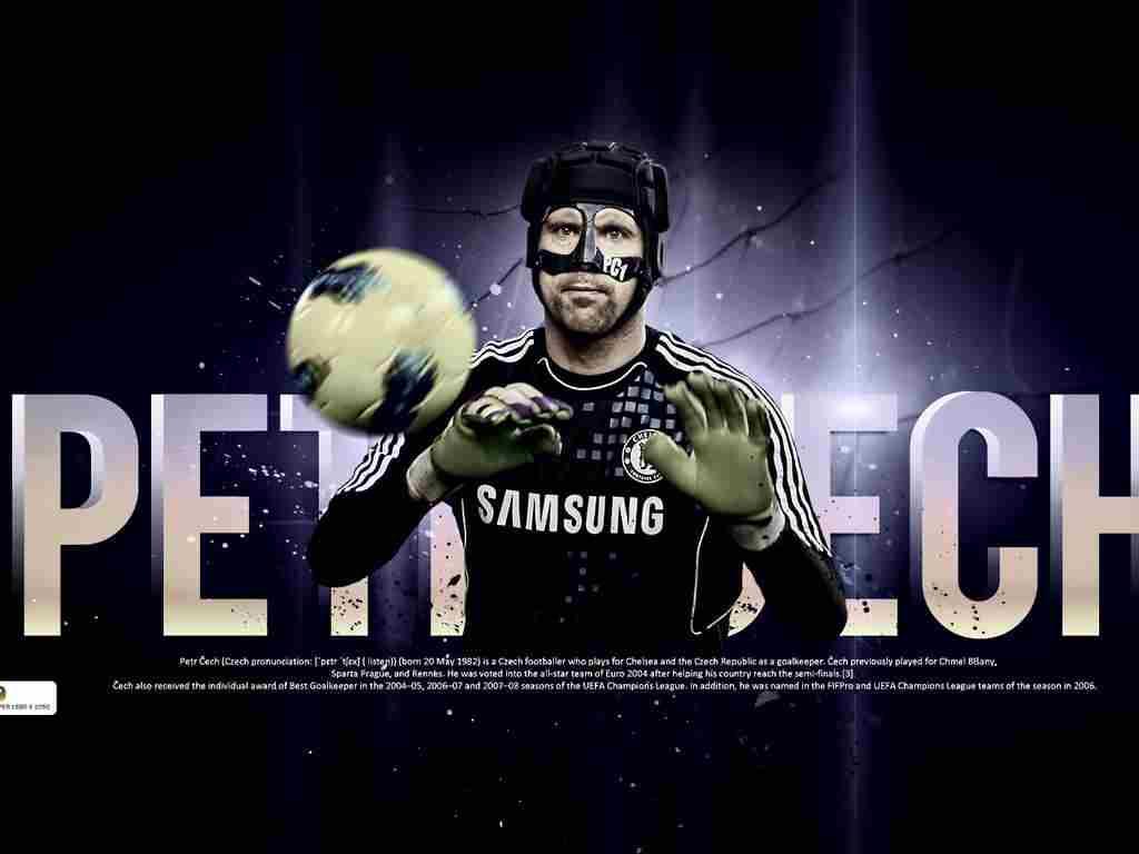 Soccer Wallpaper: Petr Cech Wallpaper