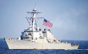 Tàu chiến Mỹ