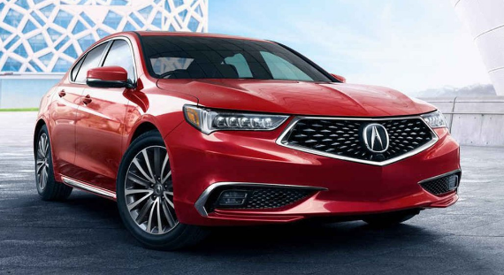 2019 Acura TLX Rumors