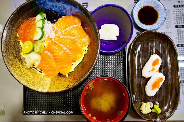 IMG 1973 - 台中西屯│竹和屋 准日食。朝富路上新開日式料理店。新鮮食材讓人幸福感飆升啊