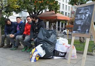 Λαμία: Άστεγος για μια ημέρα - Μπορούμε όλοι να βοήθησουμε!