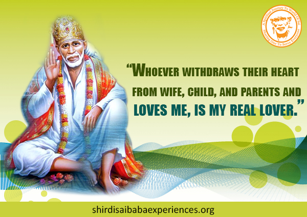 Prayer For Life - Anonymous Sai Devotee