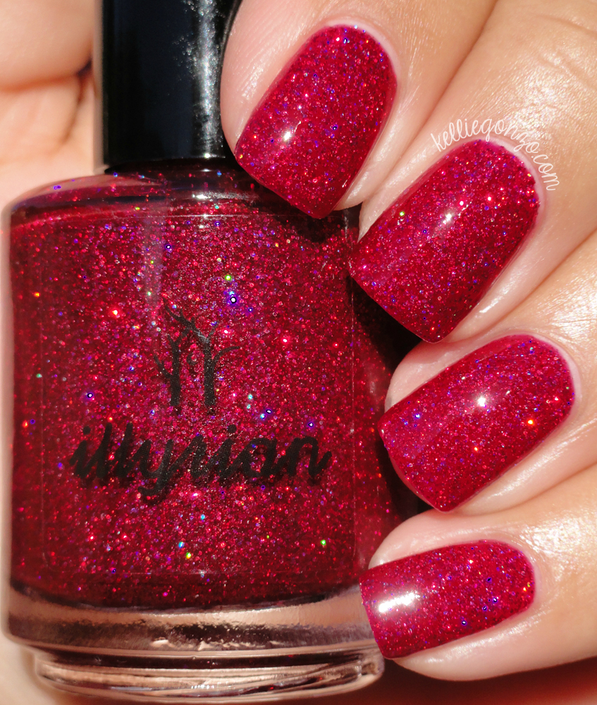 Illyrian Polish Killer Queen