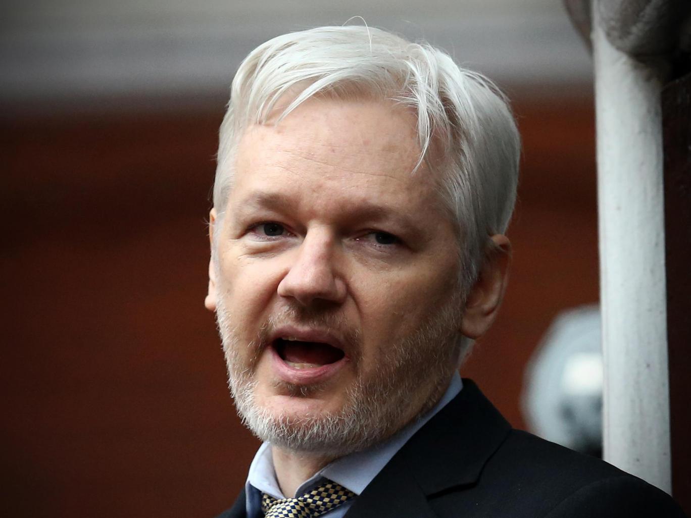 Julian Assange: ISIS y la Fundación Clinton están ambos financiados ...