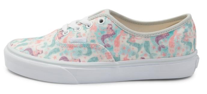 e0a7682448 Mermaid Glitter Skate Shoe