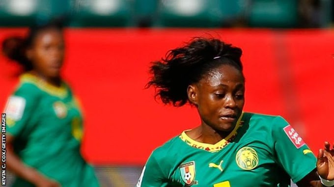 Hosts Cameroon open women's Nations Cup with victory over Egypt
