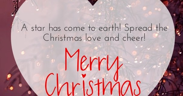 merry christmas love quotes for him and her