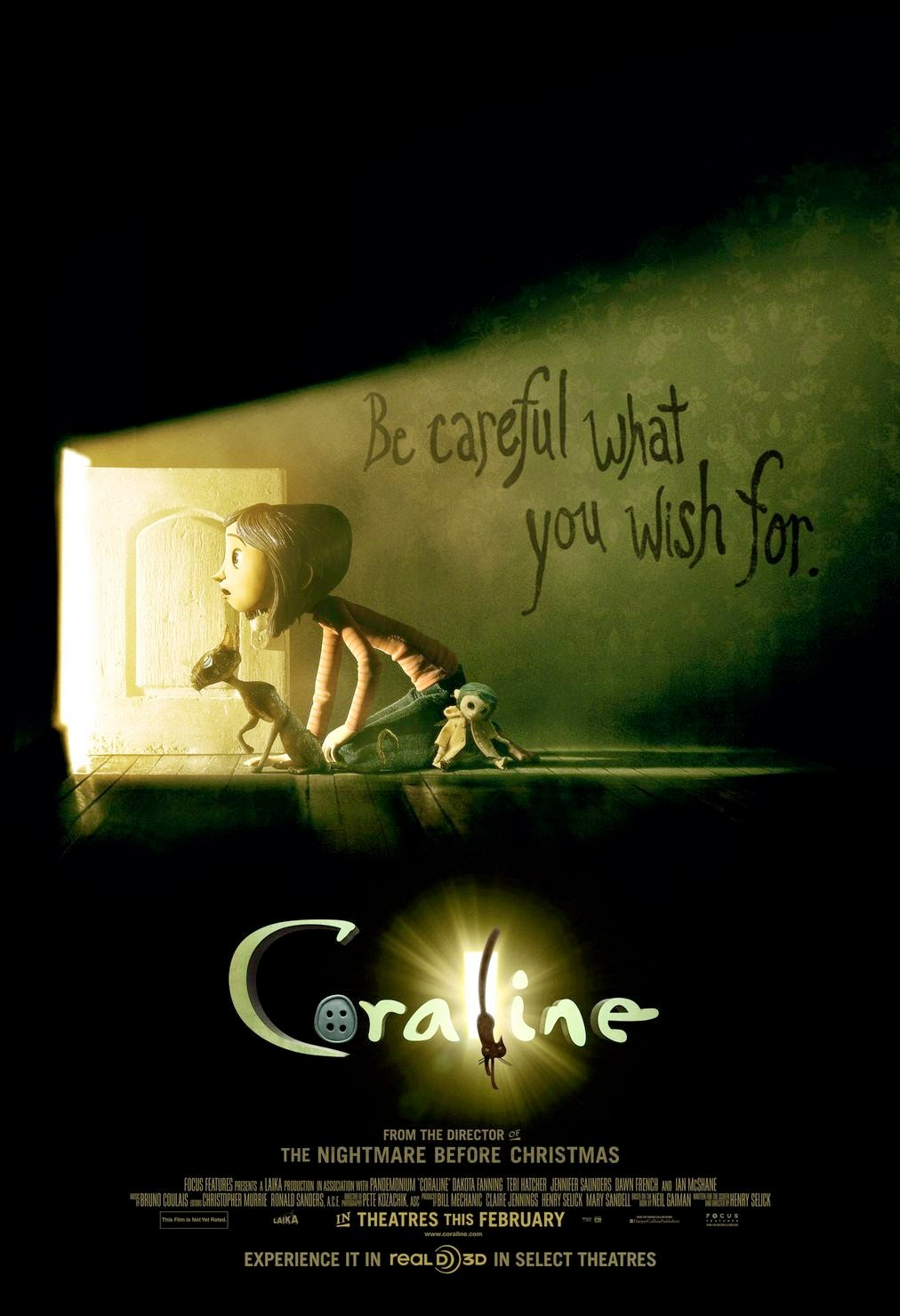 Coraline This last year alone On line
