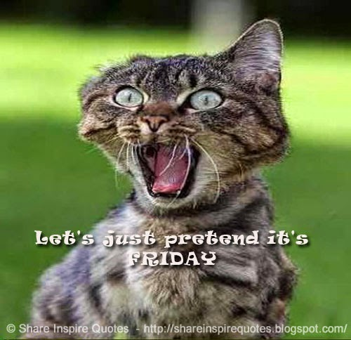 It Friday Funny Quotes: Let's Just Pretend It's FRIDAY