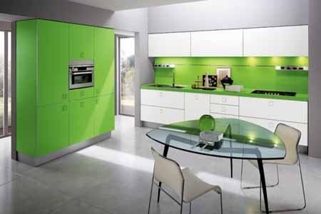 Kombinasi Warna Kitchen Set Minimalis Paling Unik Keren