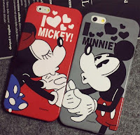 custom case mickey mouse