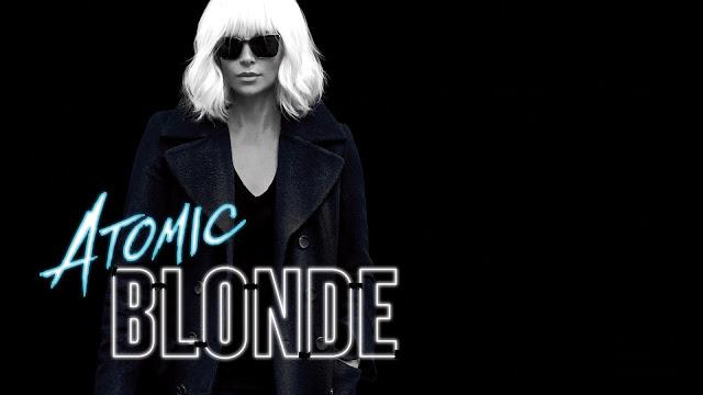 posterul filmului Blonda Atomica