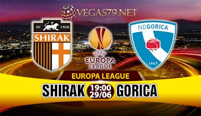 Nhận định, soi kèo nhà cái Shirak vs ND Gorica