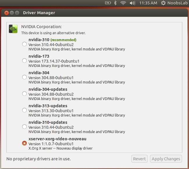 Linux Mint Driver Manager and Device Driver Manager