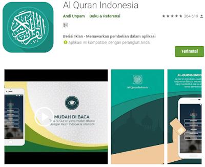 Aplikasi Islam agar ibadah ramadhan lebih maksimal