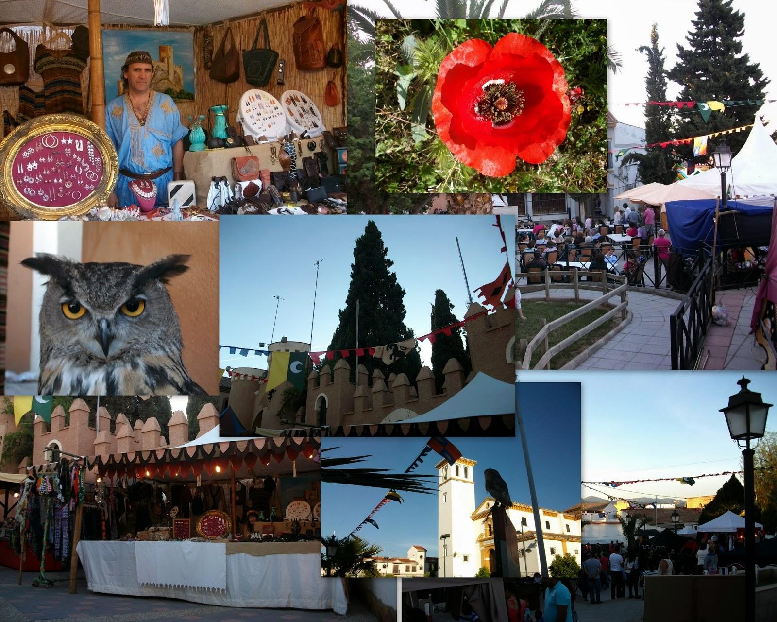 Mercado Medieval de Lachar