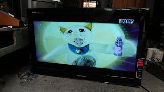 Tv Lcd Polytron Gambar Berbayang