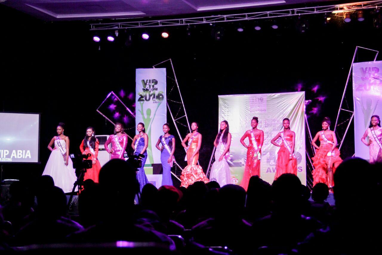 Miss VIP Nigeria Beauty Pageant 2016