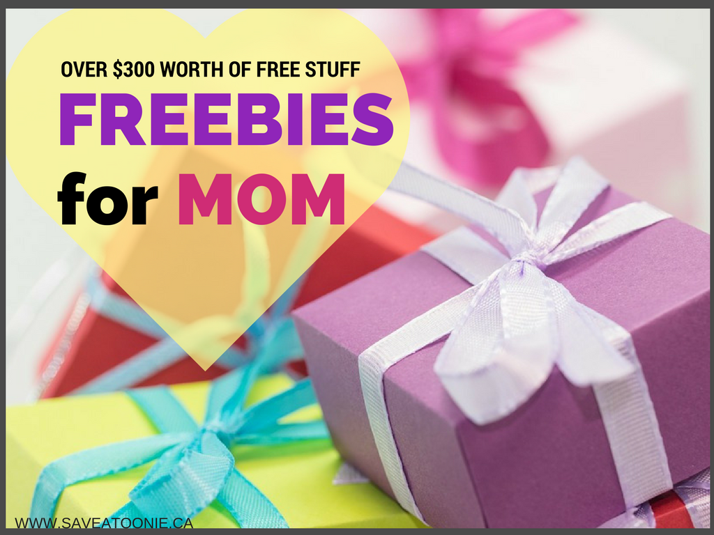 11 Freebies for Mommy