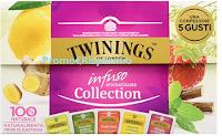 Logo Diventa una delle Tester che proveranno gratis Infuso Collection di Twinings