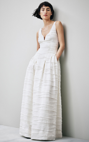 H&M Conscious Exclusive 2016 vestido de novia