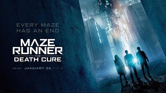 مراجعة تحميل فيلم فلم Maze Runner The Death Cure