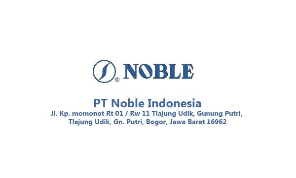 Loker PT Noble Indonesia