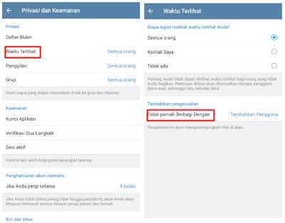 tips dan trik pada aplikasi telegram
